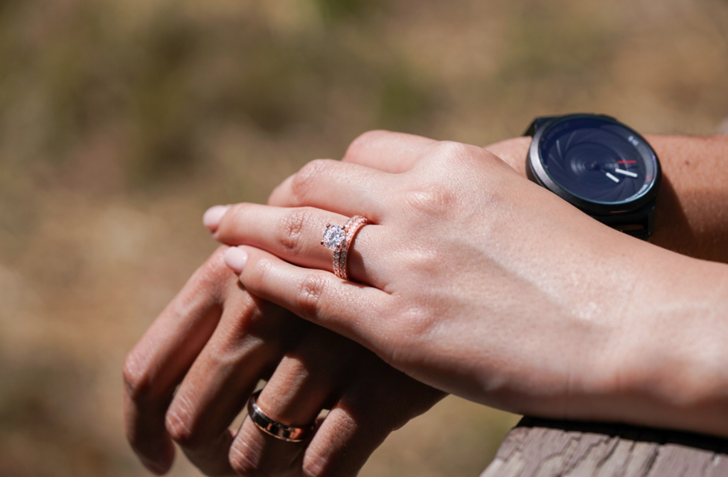 best engagement rings Toronto Serli and Siroan